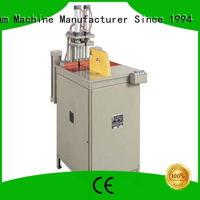 kingtool aluminium machinery aluminium cutting machine automatic aluminum auto feeding readout