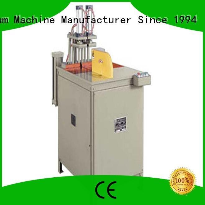 kingtool aluminium machinery aluminium cutting machine automatic aluminum auto feeding readout