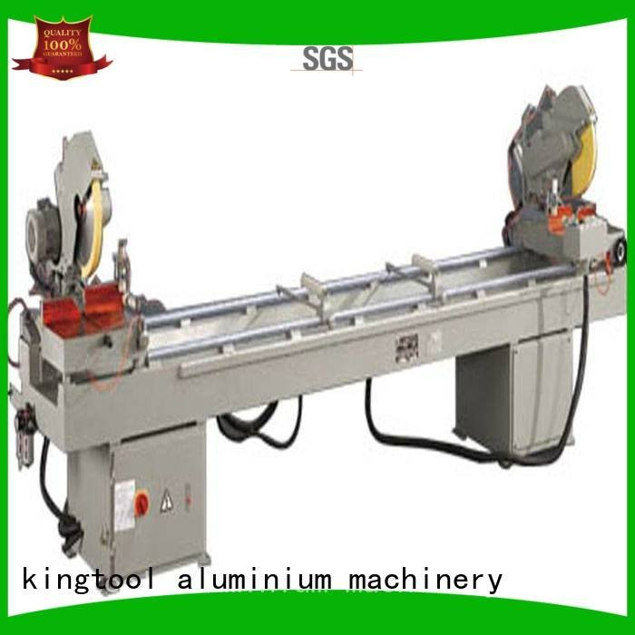 Quality aluminium cutting machine price kingtool aluminium machinery Brand machine aluminium cutting machine