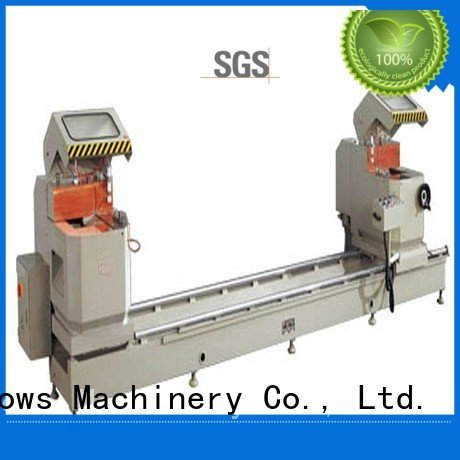 Wholesale profiles angle aluminium cutting machine kingtool aluminium machinery Brand