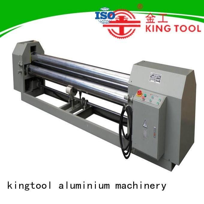 aluminium bending machine 3roller automatic aluminum bending machine