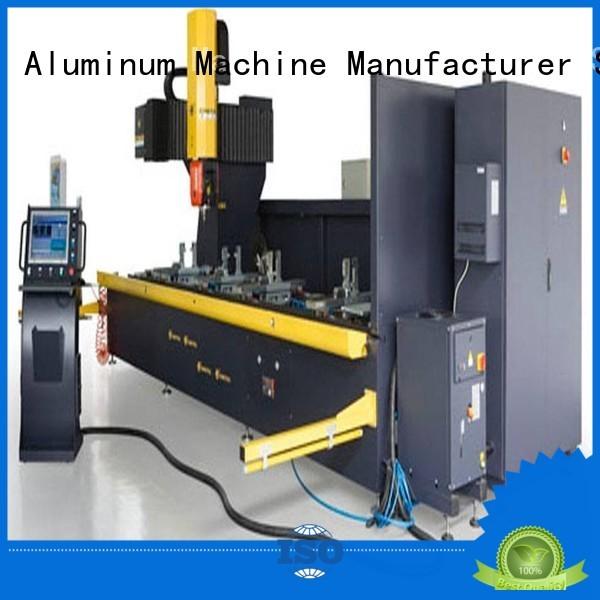 industrial panel kingtool aluminium machinery Brand cnc router aluminum