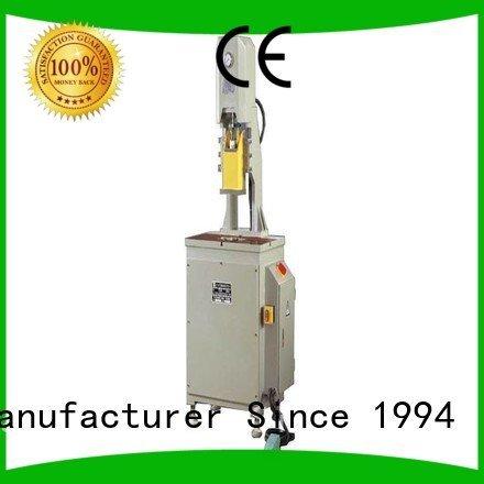 pnumatic aluminum punching machine kingtool aluminium machinery aluminium punching machine