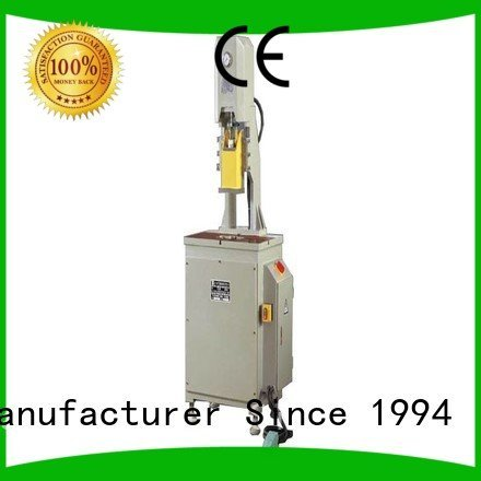 pnumatic aluminum punching machine kingtool aluminium machinery aluminium punching machine