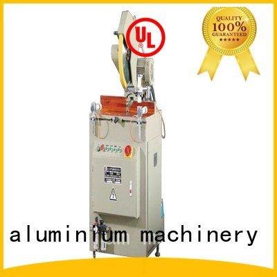 Wholesale display auto feeding aluminium cutting machine kingtool aluminium machinery Brand