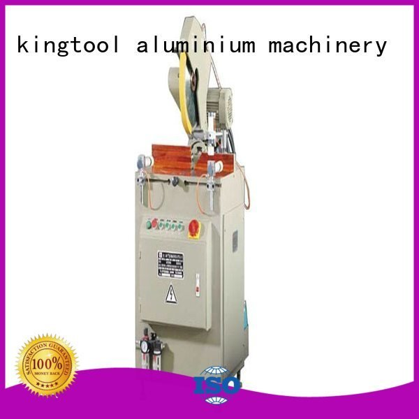 Quality aluminium cutting machine price kingtool aluminium machinery Brand head aluminium cutting machine