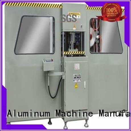 kingtool aluminium machinery mill multifunction arc aluminum end milling machine curtian