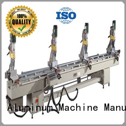 kingtool aluminium machinery Brand drilling sanitary ware drilling and milling machine