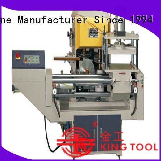 kingtool aluminium machinery machine cnc milling machine for sale material curtain