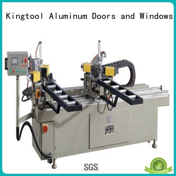 aluminium crimping machine for sale profile aluminium crimping machine kingtool aluminium machinery Brand