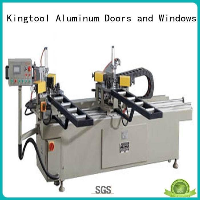aluminium crimping machine for sale profile aluminium crimping machine kingtool aluminium machinery Brand