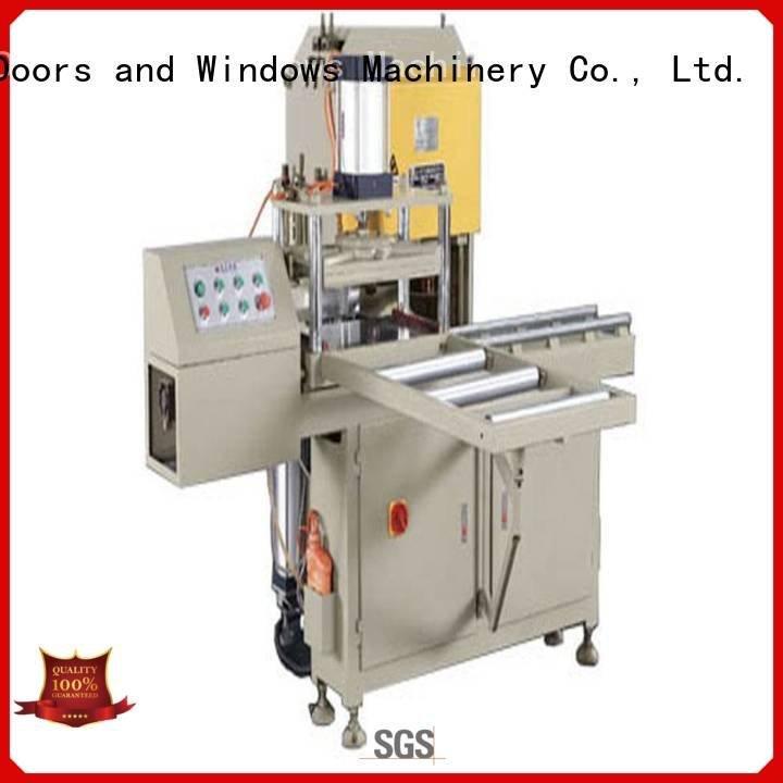 sanitary profile cutting machine materia material kingtool aluminium machinery Brand