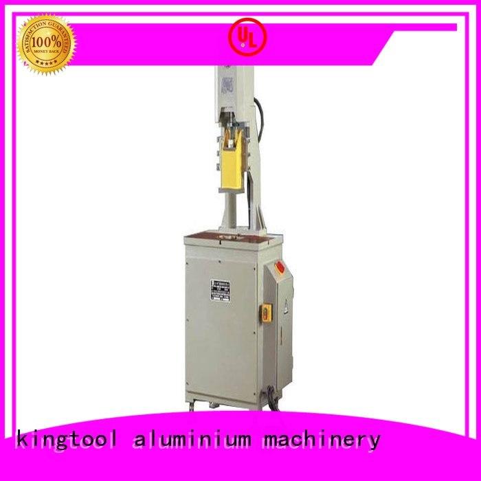 profile seated machine aluminium punching machine kingtool aluminium machinery Brand