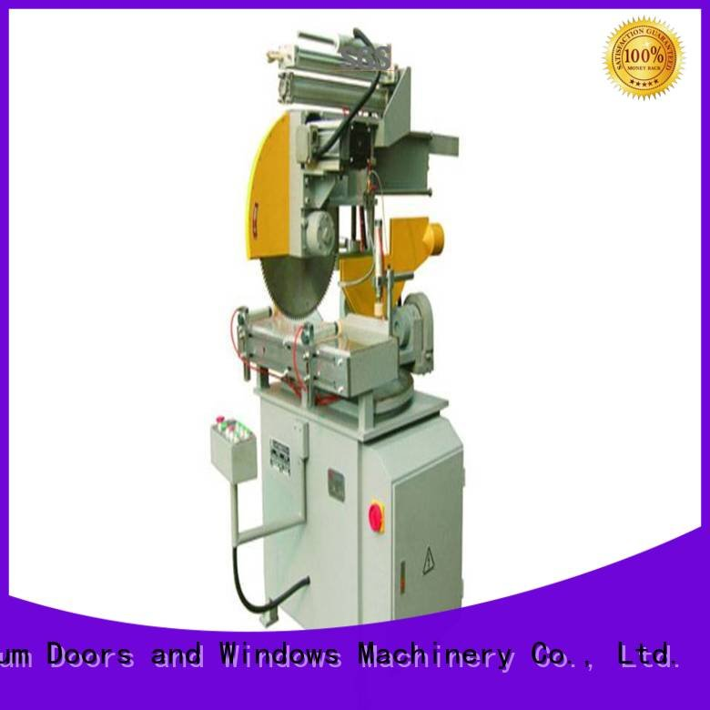 kingtool aluminium machinery automatic display angle aluminium cutting machine price various
