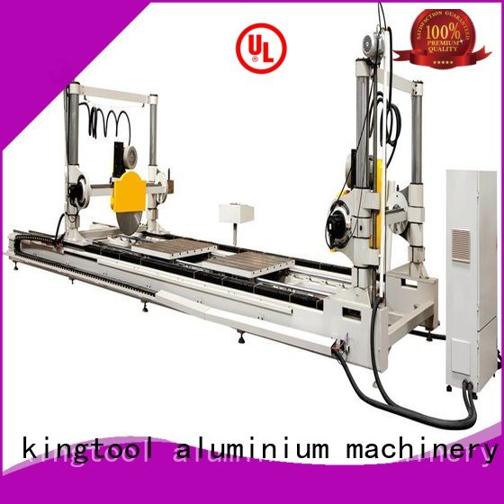 Wholesale cutting center aluminium router machine kingtool aluminium machinery Brand