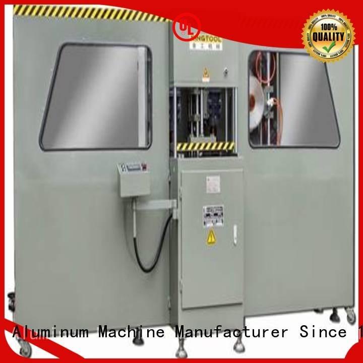 kingtool aluminium machinery Brand end arc cnc milling machine for sale milling curtian