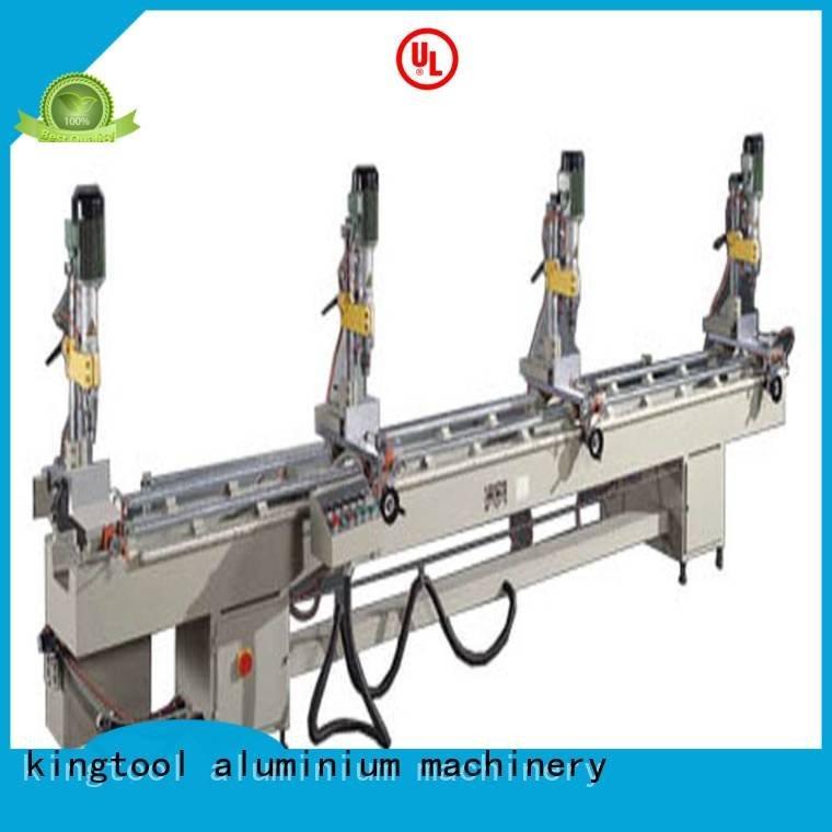 OEM Aluminium Drilling Machine sanitary drilling drilling and milling machine