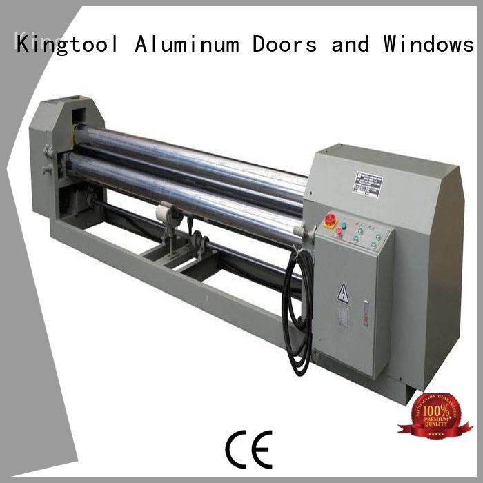 aluminium bending machine  automatic Bulk Buy 3roller kingtool aluminium machinery