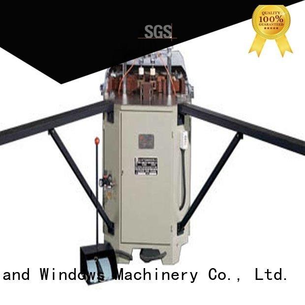 aluminium crimping machine for sale profile aluminium crimping machine kingtool aluminium machinery