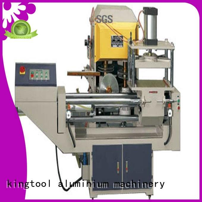 kingtool aluminium machinery Brand wall arc endmilling cnc milling machine for sale