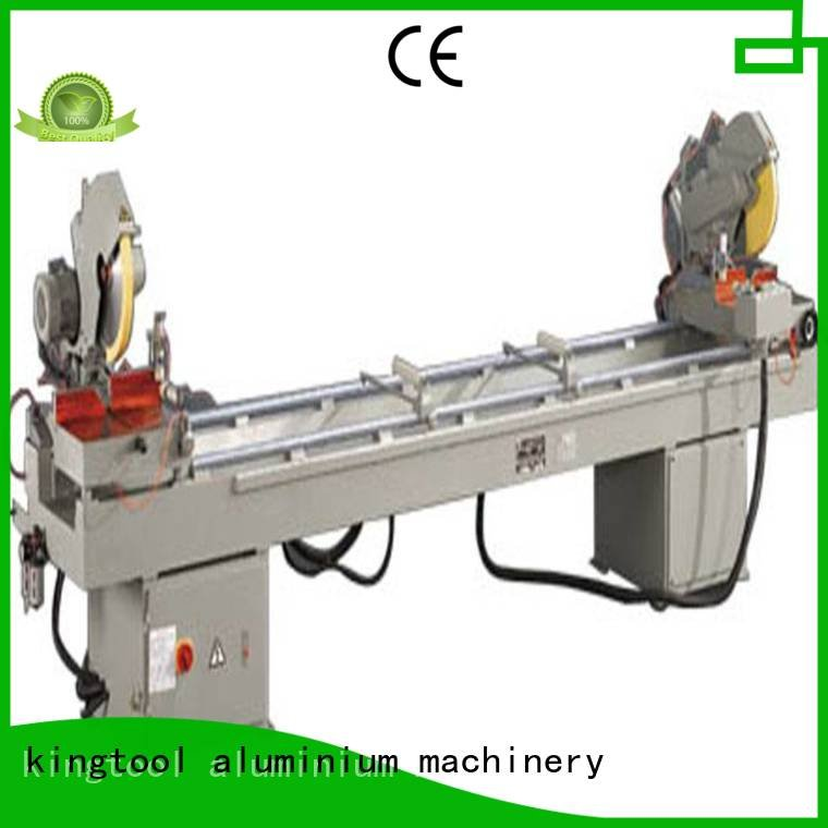duty aluminium cutting machine wall various kingtool aluminium machinery