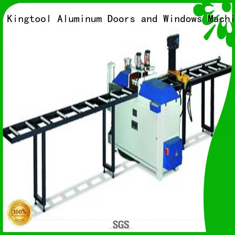 angle single kingtool aluminium machinery aluminium cutting machine price