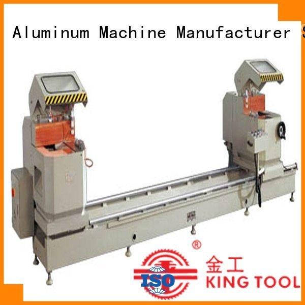 head readout duty aluminium cutting machine kingtool aluminium machinery