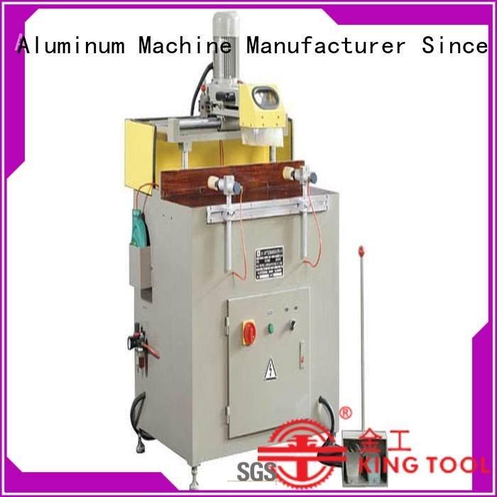 semiautomatic precision heavy router kingtool aluminium machinery aluminium router machine