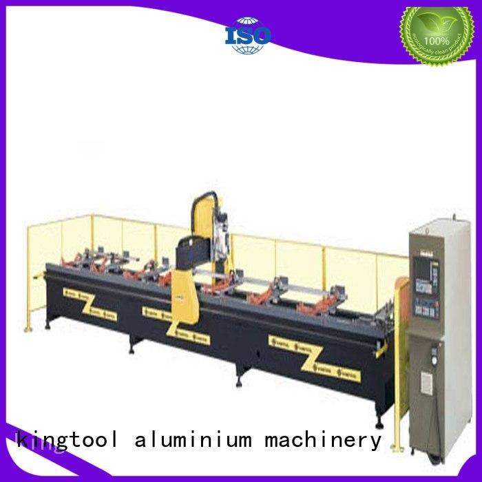 panel aluminium router machine machine 5axis kingtool aluminium machinery company