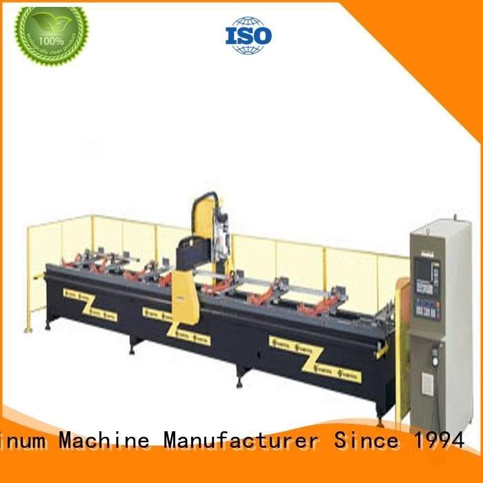 center double kingtool aluminium machinery aluminium router machine