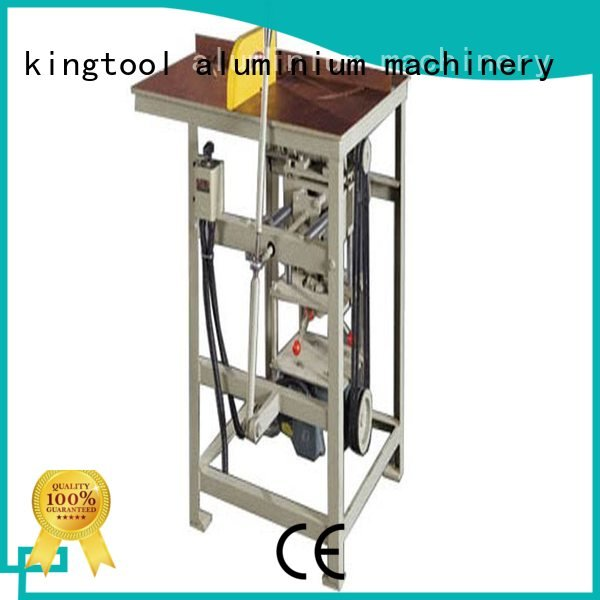 Wholesale multifunction angle aluminium cutting machine kingtool aluminium machinery Brand
