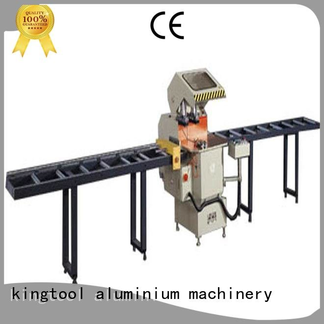 kingtool aluminium machinery Brand kt328fdg thermalbreak profile aluminium cutting machine price