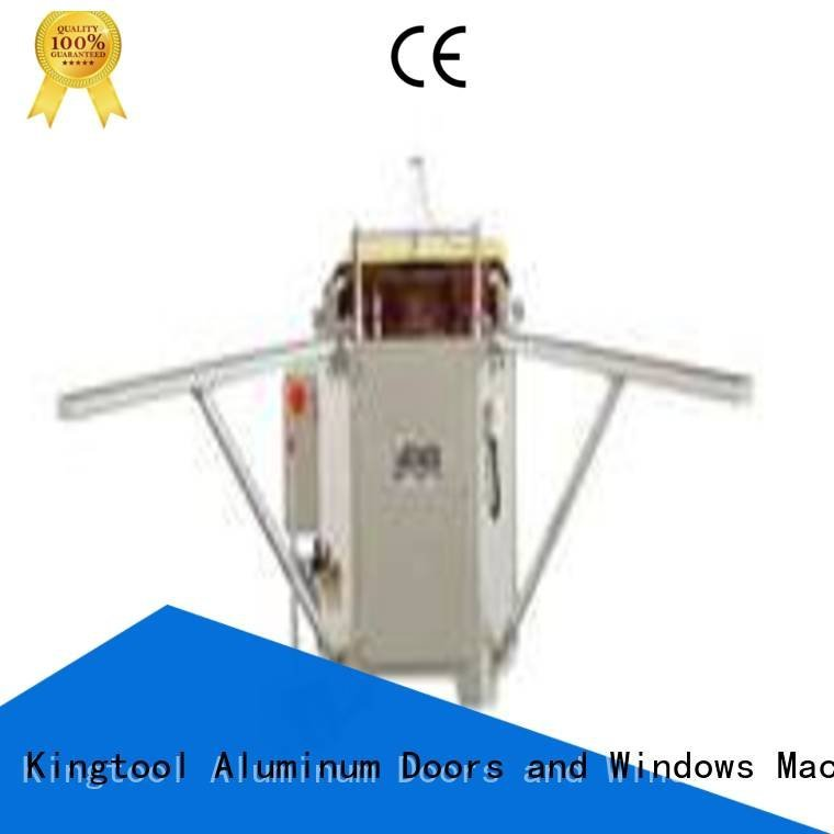 Hot aluminium crimping machine for sale hydraulic machine hermalbreak kingtool aluminium machinery Brand
