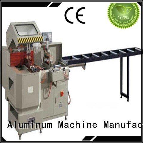 kingtool aluminium machinery profile precision aluminium cutting machine profiles window