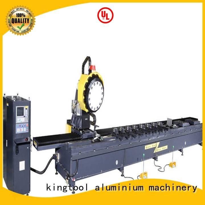 cnc router aluminum industrial kingtool aluminium machinery Brand aluminium router machine