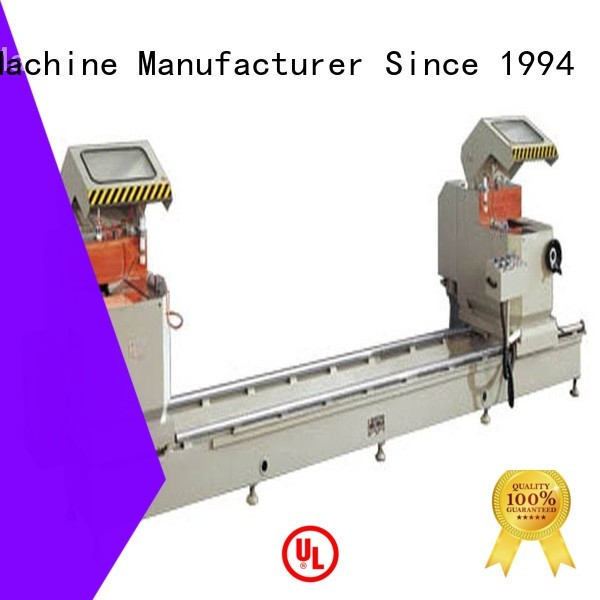 aluminium cutting machine price angle aluminium cutting machine kingtool aluminium machinery Brand