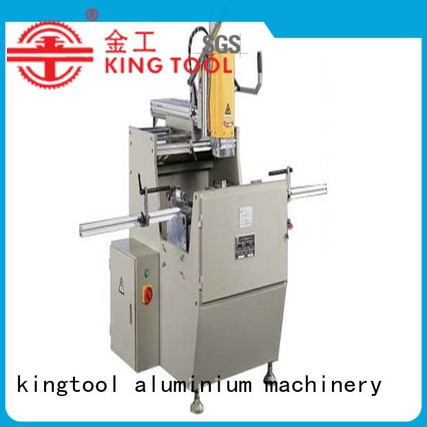 kingtool aluminium machinery Brand drilling aluminum copy router machine profile router