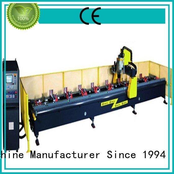 cnc router aluminum 5axis machining aluminium router machine kingtool aluminium machinery Brand