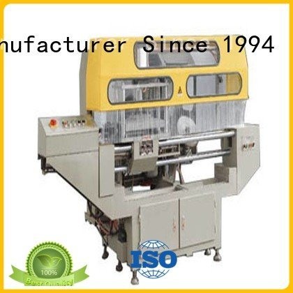 curtain aluminum arc aluminum end milling machine kingtool aluminium machinery