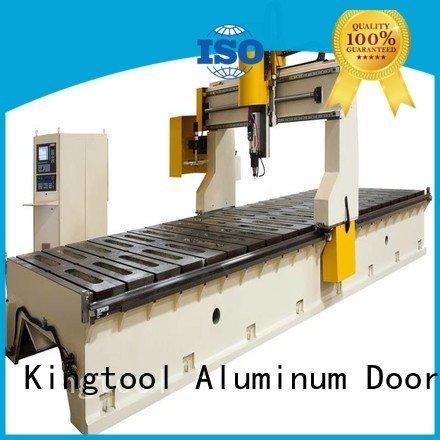 Hot cnc router aluminum cnc aluminium router machine aluminium kingtool aluminium machinery