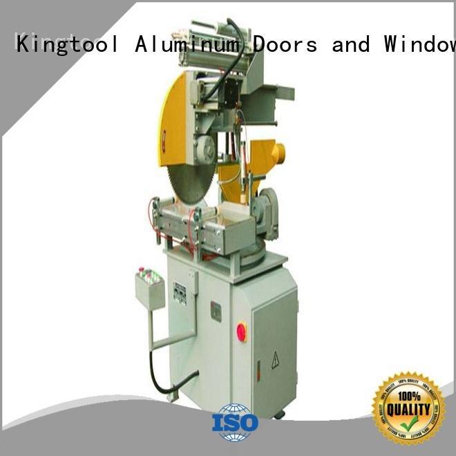type aluminium cutting machine various saw kingtool aluminium machinery