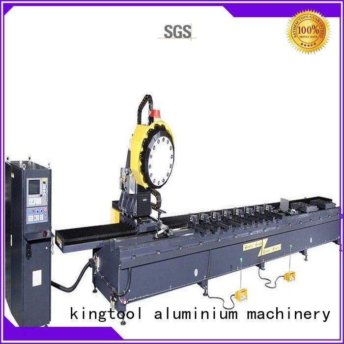 cnc router aluminum machine industrial cutting kingtool aluminium machinery Brand aluminium router machine