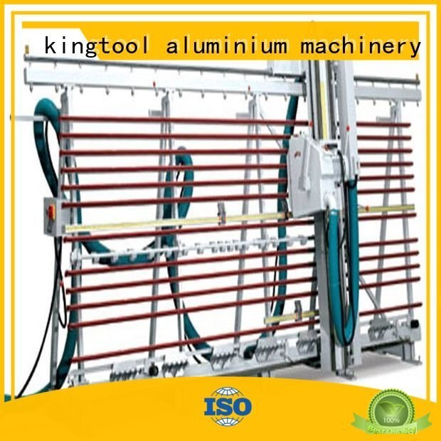 ACP Processing Machine Supplier cutting saw kingtool aluminium machinery Brand