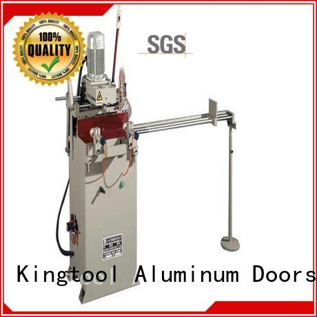heavy semiautomatic kingtool aluminium machinery aluminium router machine