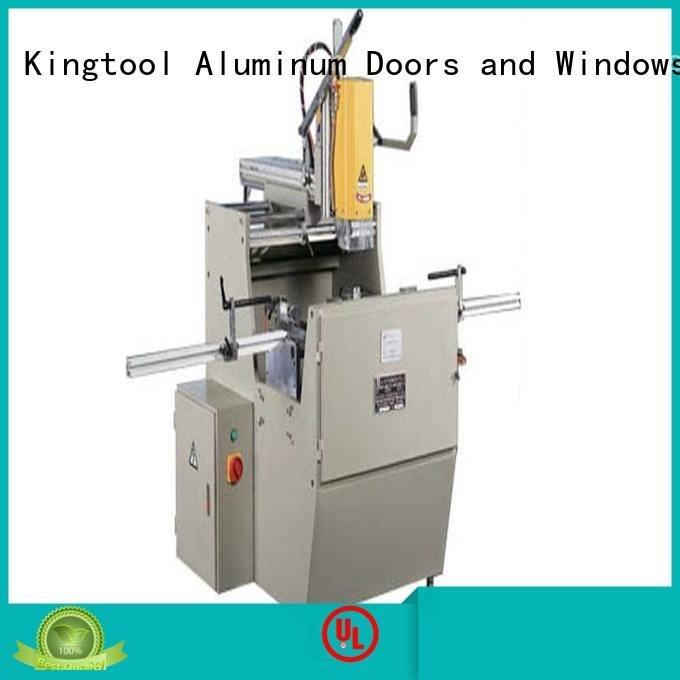 copy router machine high precision OEM aluminium router machine kingtool aluminium machinery