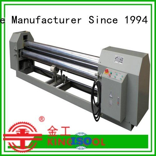 aluminium bending machine  3roller bending automatic aluminum kingtool aluminium machinery