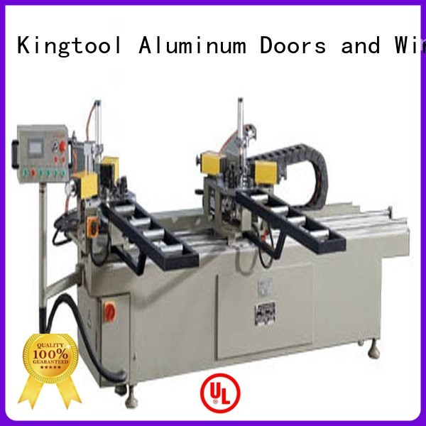 corner hydraulic kingtool aluminium machinery Brand aluminium crimping machine for sale factory