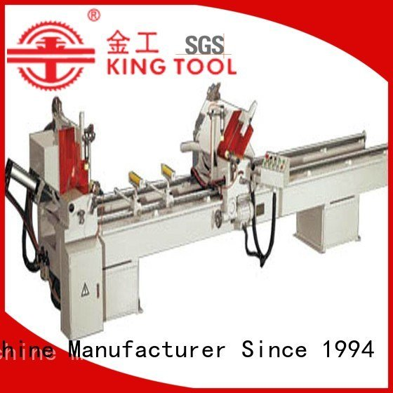 aluminium cutting machine price curtain wall aluminium cutting machine kingtool aluminium machinery Brand