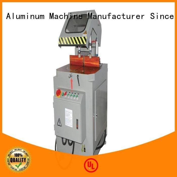 OEM aluminium cutting machine price 2axis aluminum display aluminium cutting machine