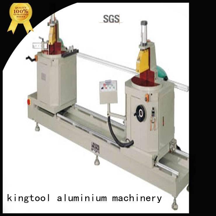 Custom Sanitary Ware Machine threeblade double materials kingtool aluminium machinery
